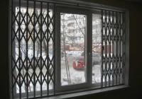 Установка решеток на окна в Туле